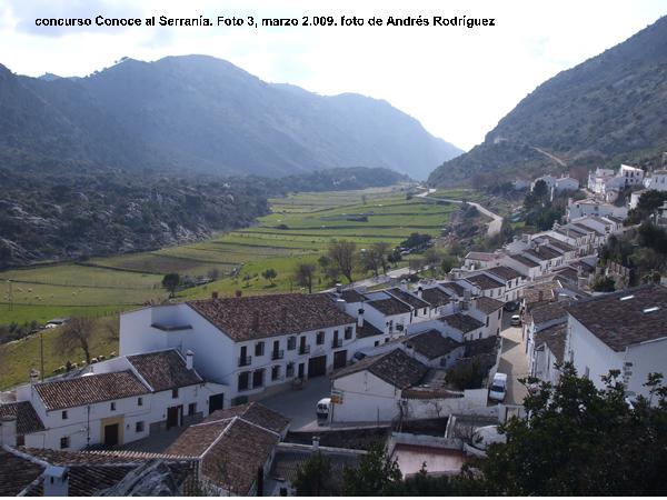 Resultado de imagen de imagenes de pueblos de la serranía de Ronda